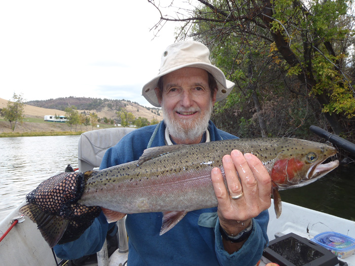 Klamath river fishing report wild waters fly for Klamath river fishing report