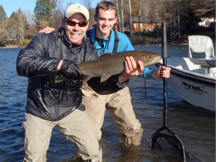 Rogue river with orvis wild waters fly fishing for Orvis fishing report
