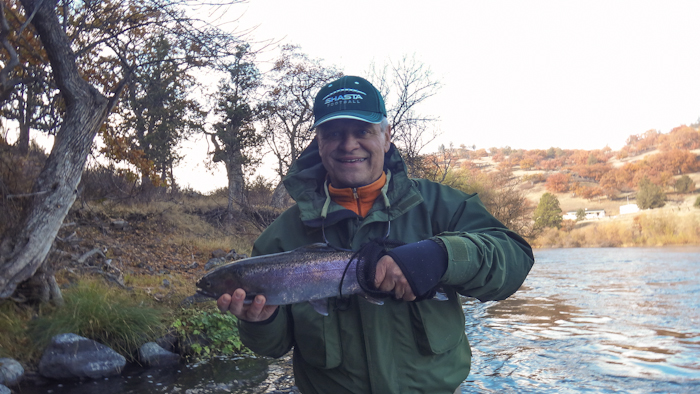 Klamath river fly fishing wild waters fly fishing for Fly fishing northern california