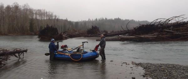 Nate's raft