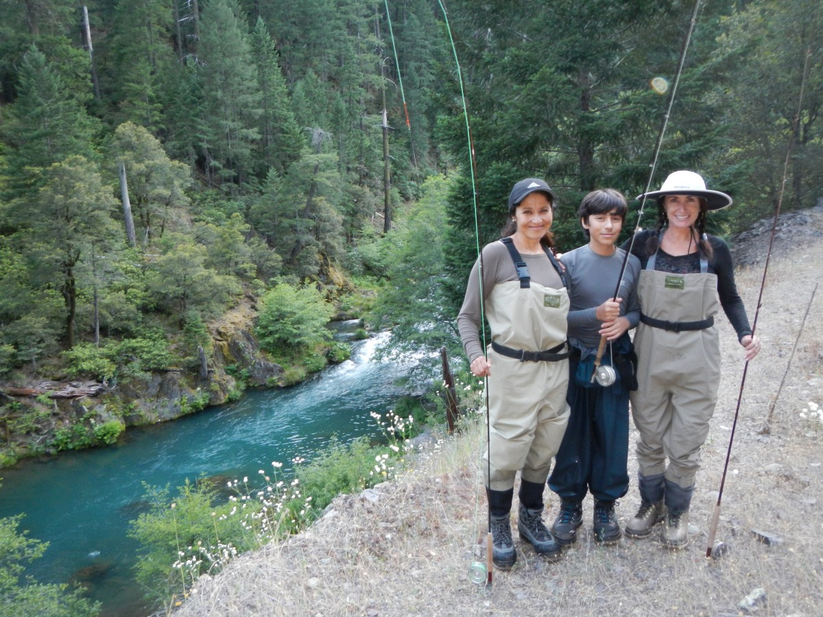 northern california southern oregon fishing report wild