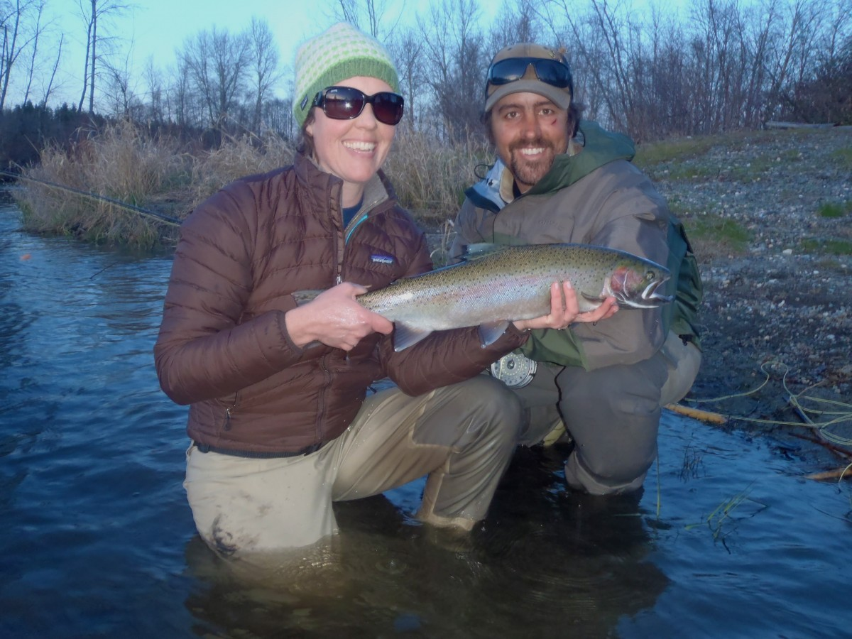 The rogue river wild waters fly fishing for Rogue river fishing