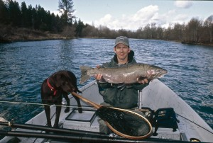 biggest steelhead