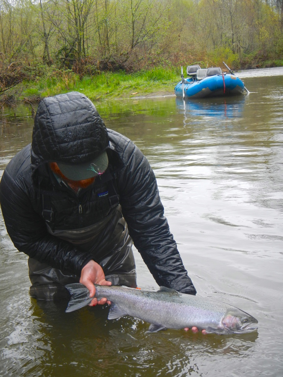 Northern california and southern oregon fishing report for Southern oregon fishing report