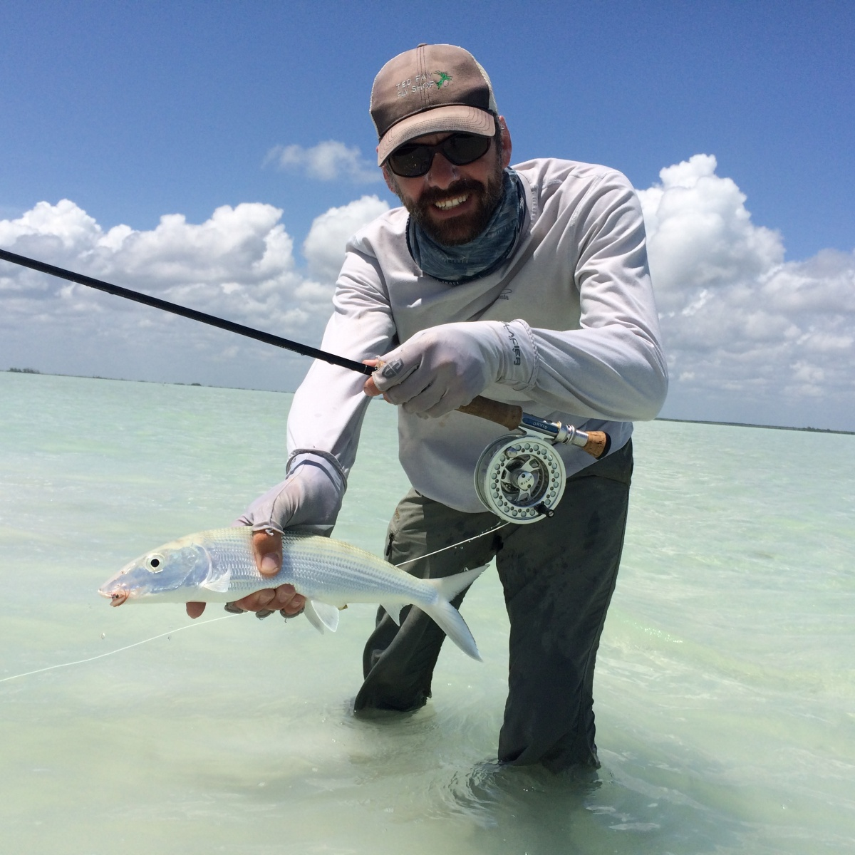 punta allen fishing club wild waters fly fishing
