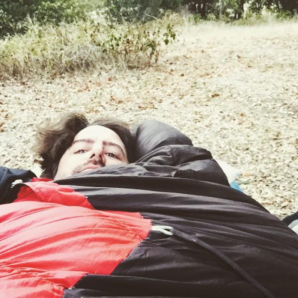 chuck camping