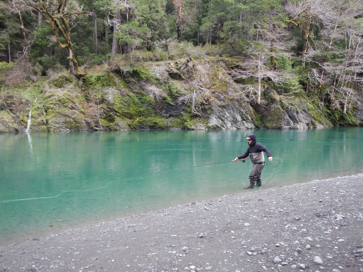 klamath river guides wild waters fly fishing